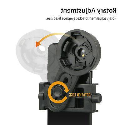 Universal Adapter Mount Binocular Scope