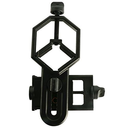 universal smartphone telescope adapter mount