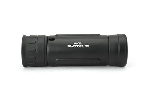 Celestron UpClose G2 10x25 Monocular, Black