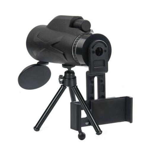 USA HD Monocular Starscope Phone Zoom Bag