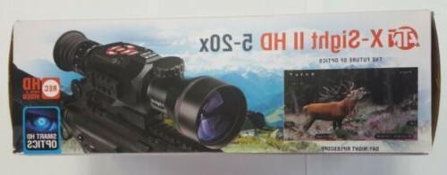 ATN II 5-20X - Vision