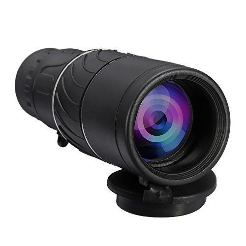 New! Zoom Monocular Telescope Camera HD Hunting