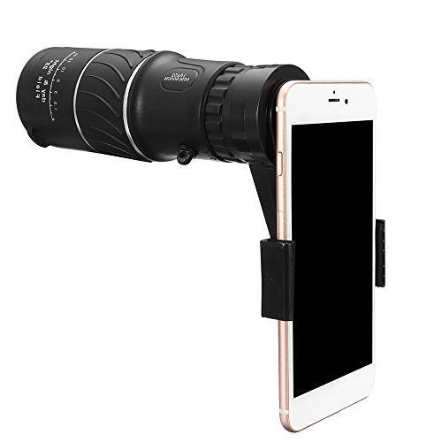 zoom hiking monocular telescope lens