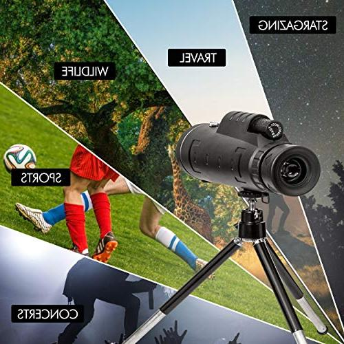 Armstrong Telescope Photography Accessories - High Definition Zoom Prism Lens for Hunting Bird - Compatible