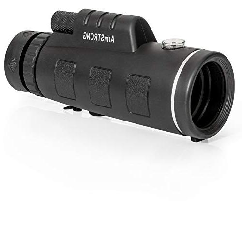 Armstrong 10x42 Zooming Telescope Smartphone Accessories High Zoom Lens Scope for - Compatible -