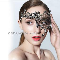 Metal diamond <font><b>monocular</b></font> iron mask Venice