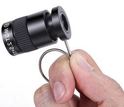 Mini Monocular Binocular Compact, Joyzy Thumb Handy Monocula