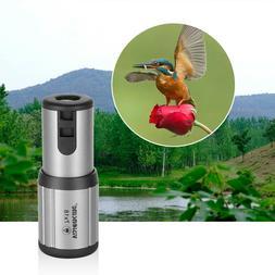Mini Monoculars Telescope Military Pocket Scope Hunting Bird