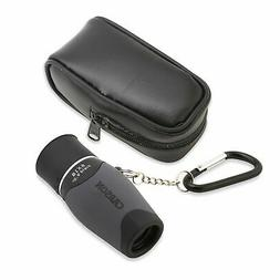 Carson MiniMight 6x18mm Pocket Monocular with Carabiner Clip