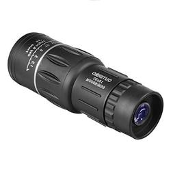 OUTERDO Monocular 10X Magnification High Magnification Tel