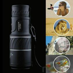 monocular 40x60 optics zoom lens camping hiking