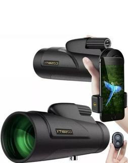 COSBITY Monocular, 50mm FMC Coated HD BAK-4, Fog/Waterproof