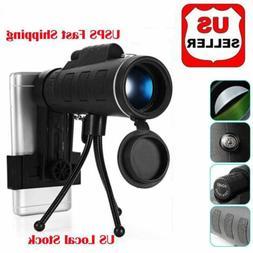 Monocular BAK4 Low Light Level Night Vision Waterproof Spott