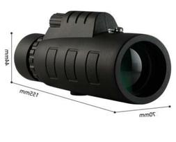 Cosbity Monocular Telescope 12x50. 50mm, Water-resistant And