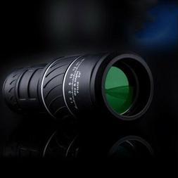 Monocular Telescope 40x60 Zoom Pocket Focusing Optical Glass