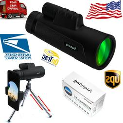 Monocular Telescope + box 12x25 HD Waterproof Power Spotting