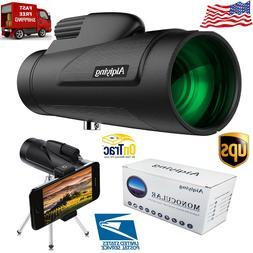 Monocular Telescope + box 12x50 HD Waterproof Power Spotting