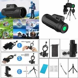 16x50 Hd Monocular Telescope Compact,Monoculars for Adults w