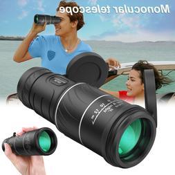 Monocular Telescope Day/Night Vision 40x60 Zoom High Power B