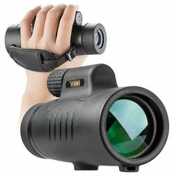 Monocular Telescope High Power 8x42 Monoculars Scope Compact
