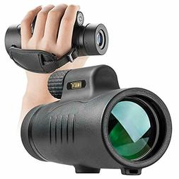 Monocular Telescope High Power Monoculars Scope Compact Port