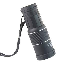 Aenmil 20x52 Monocular Telescope Super Clear Dual Focus Zoom