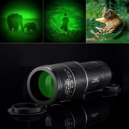 New Day&Night Vision 40X60 HD Optical Monocular Hunting Camp