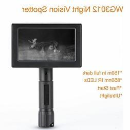 Night Vision Digital Hunting Cameras 800x480 Resolution Nv S