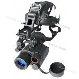 Master Night Vision Goggles Head Mount Kit Monocular Securit