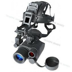 Master Night Vision Goggles Head Mount Kit Monocular Securit