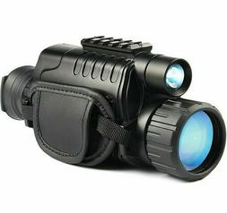 Night Vision Infrared Digital Scope With Built-in Camera Pho