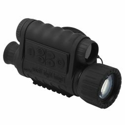 Night Vision Infrared Monocular Telescope 6x50 Zoom Record T