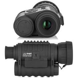 Night Vision Monocular, HD Digital Infrared Thermal Camera S