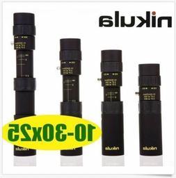 nikula mini 10 30x25 high power zoom