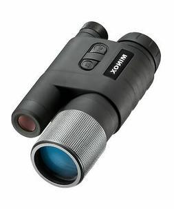 Minox NV 351 Night Vision 2.5x40mm Monocular w/Tripod Socket