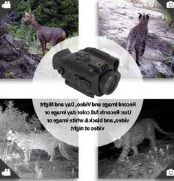 Bestguarder NV-600 Ultra Small 1-5X18mm Digital Infrared Nig
