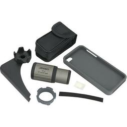 Carson Optic Compact Pocket Monocular 7x 18 Zoom Iphone Moun