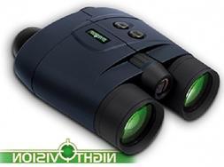 Night Owl Optics NOB3X 3x Mag Night Vision Binoculars w/ Bui
