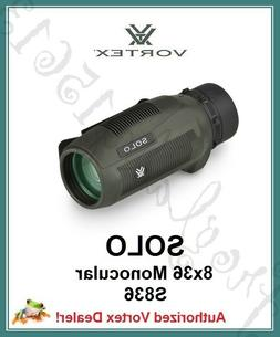 VORTEX OPTICS Solo Monocular 8x36 - S836 - Authorized Vortex