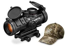 Vortex Optics Spitfire 3X Prism Scope - EBR-556B Reticle  wi