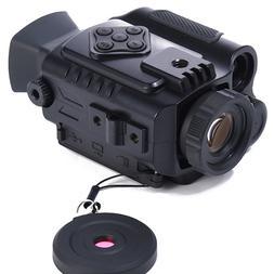 P4-0118 - IR Infrared Night Vision NVG Monocular Scope - Off