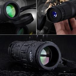PANDA 40X60 Focus Zoom Outdoor Waterproof Handheld HD Monocu