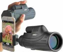 Gosky Pioneer 10X42 Monocular Smartphone Mount Kit -for Bird