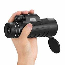 Occer 10X42 High Power Monocular Telescope HD Dual Focus Sco