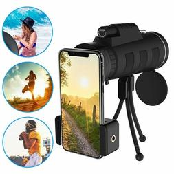 Pro Optical HD Lens 40X60 Zoom for Smartphone Monocular Tele