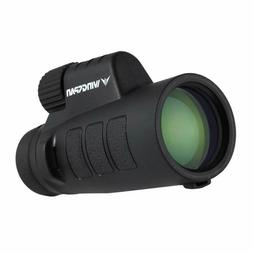 Wingspan Optics ProSpotter 10X42 Compact Monocular Scope. Ne