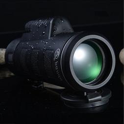 Protable Mini 40x60 HD Optical Monocular Hunting Camping Hik
