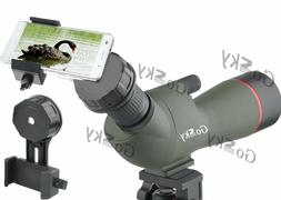 Gosky Quick Cell Phone Adapter Mount–Binocular Monocular S