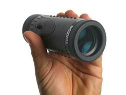 Roxant Rox-Gs Authentic Grip Scope Hd Wide Monocular Retract