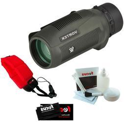Vortex Optics S136 Solo 10x36 Monocular + Keychain LED Flash